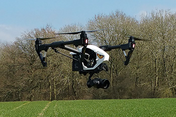 DJI Inspire 1 Pro - Aerial Filming